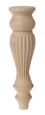 Salisbury Reeded Furniture Legs